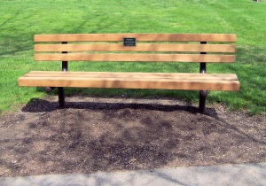 Park Bench 1